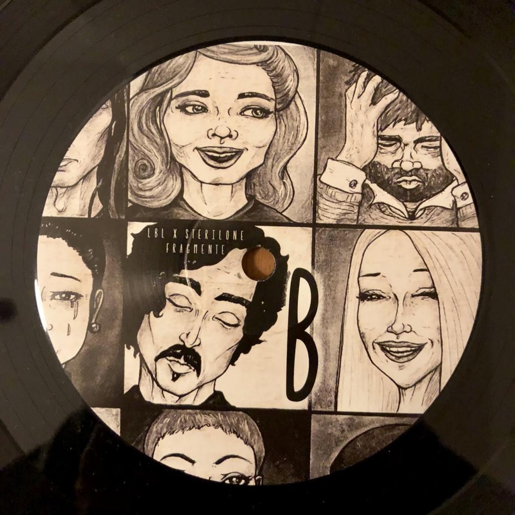 FRAGMENTE - Vinyl Side B