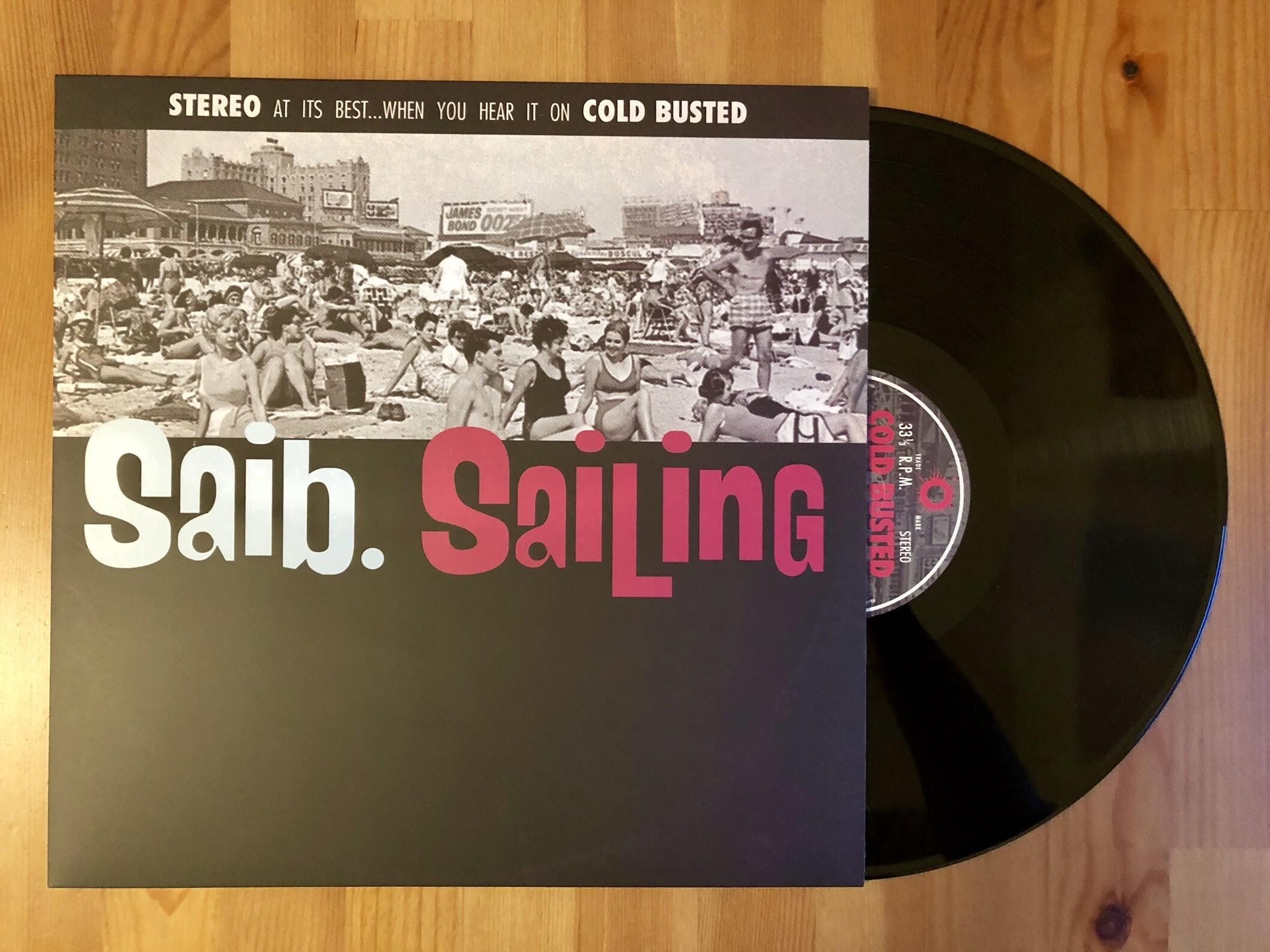 saib. - Sailing - Cold Busted