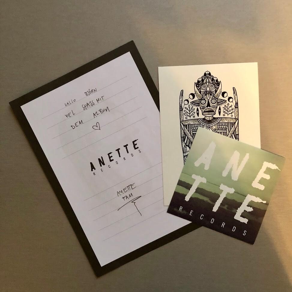 Anette Records