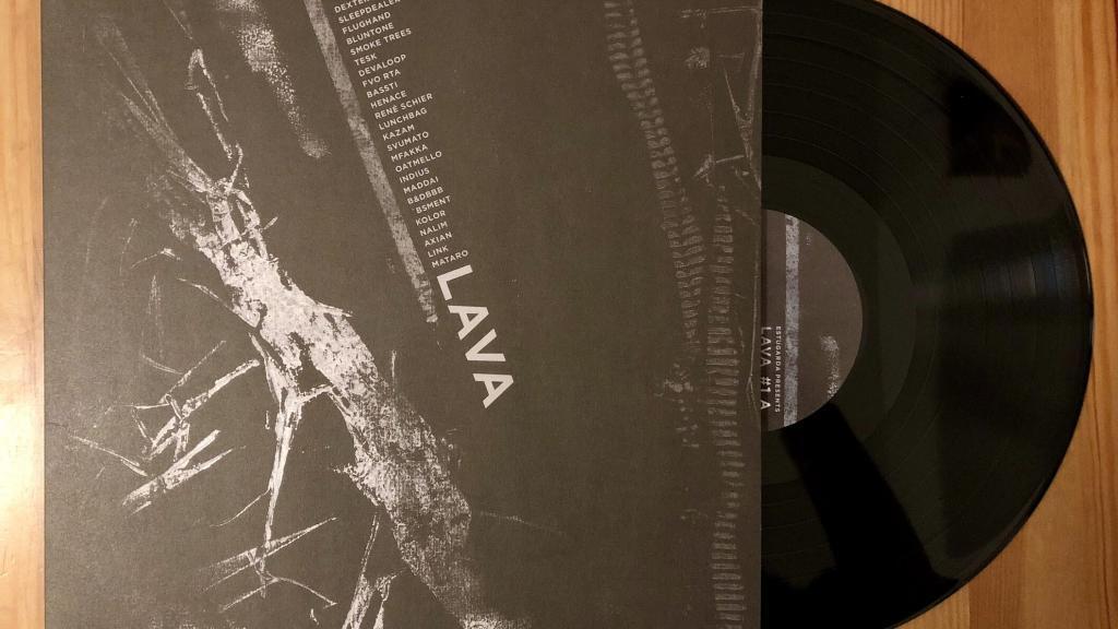 Estugarda - Lava - Estugarda Records - Vinyl Digital