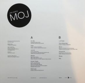 Jan Hertz - Moj (HBW008) 2