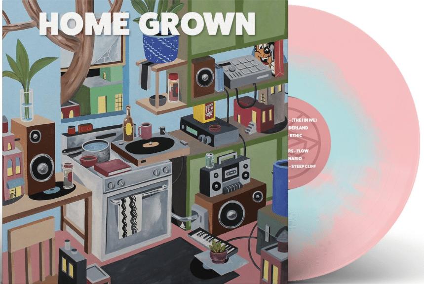 Pre-Order - HOME GROWN - Inner Ocean Records