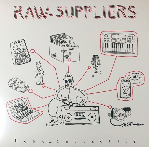 raw suppliers - beat collective 1