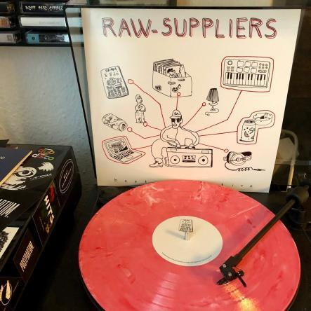 raw suppliers - beat collective 8
