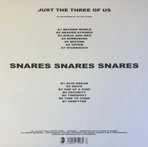 snares - Just The Three Of Us