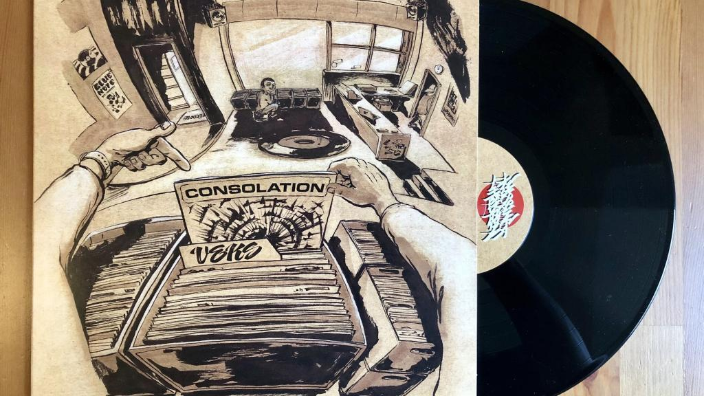 Veks - Consolation - Missing Children Records