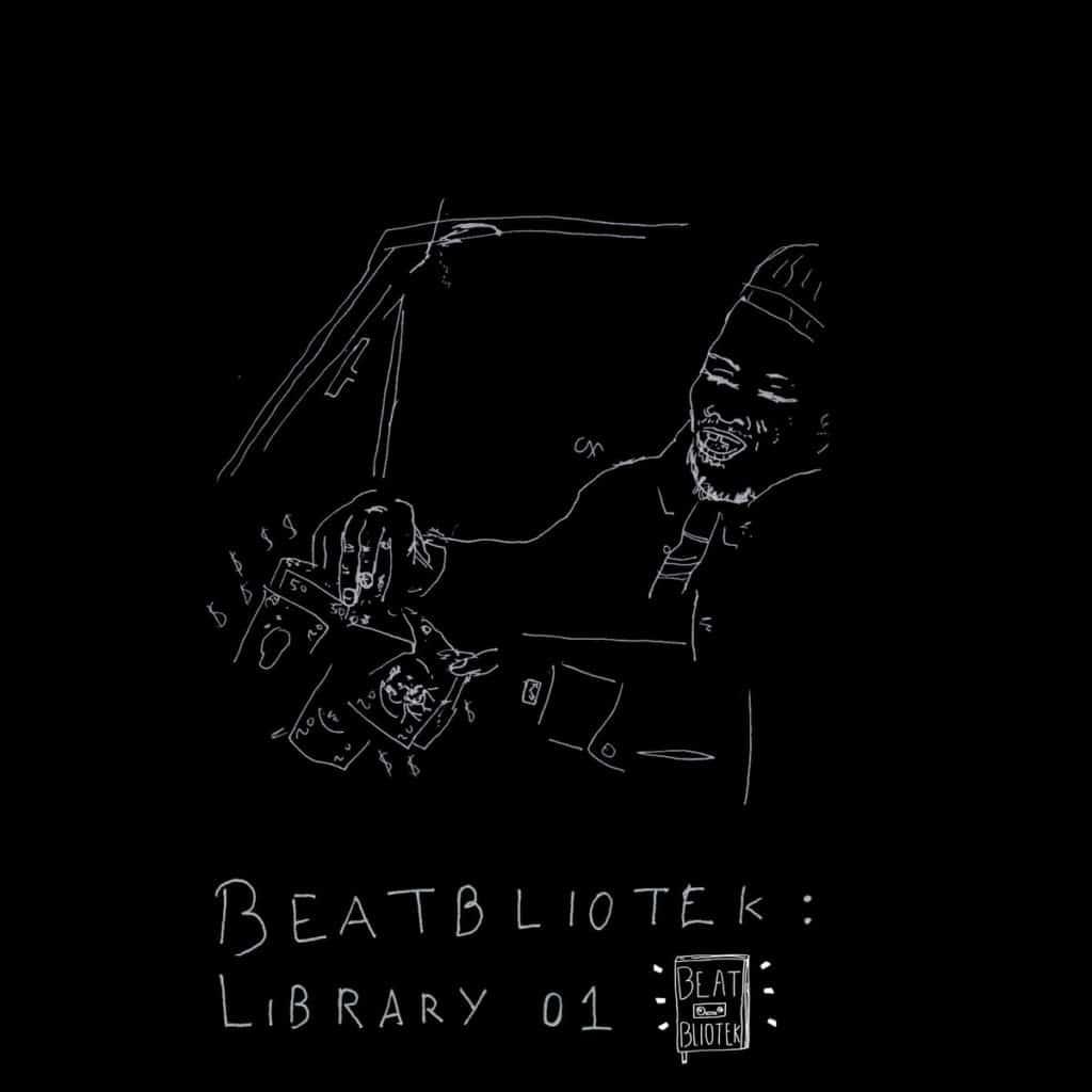 Beatbliotek - LIBRARY 01 - BC