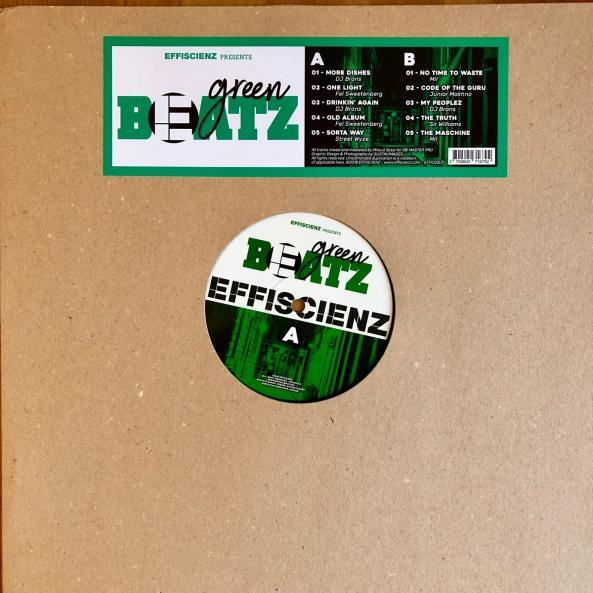 EFFISCIENZ - Green Beatz (V. A.) 1