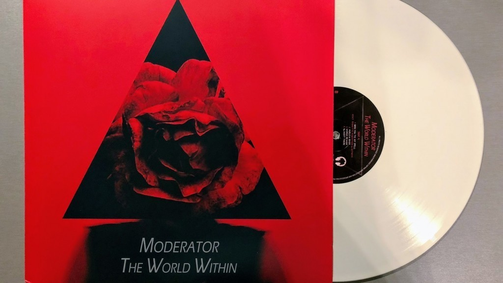 Moderator - The World Within - Melting Records