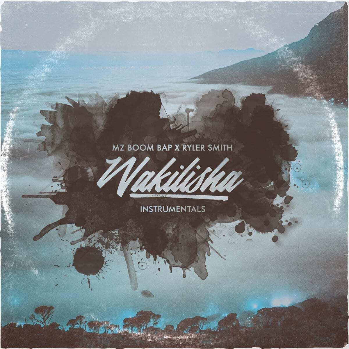 MZ Boom Bap & Ryler Smith - Wakilisha - Instrumentals - VinDig