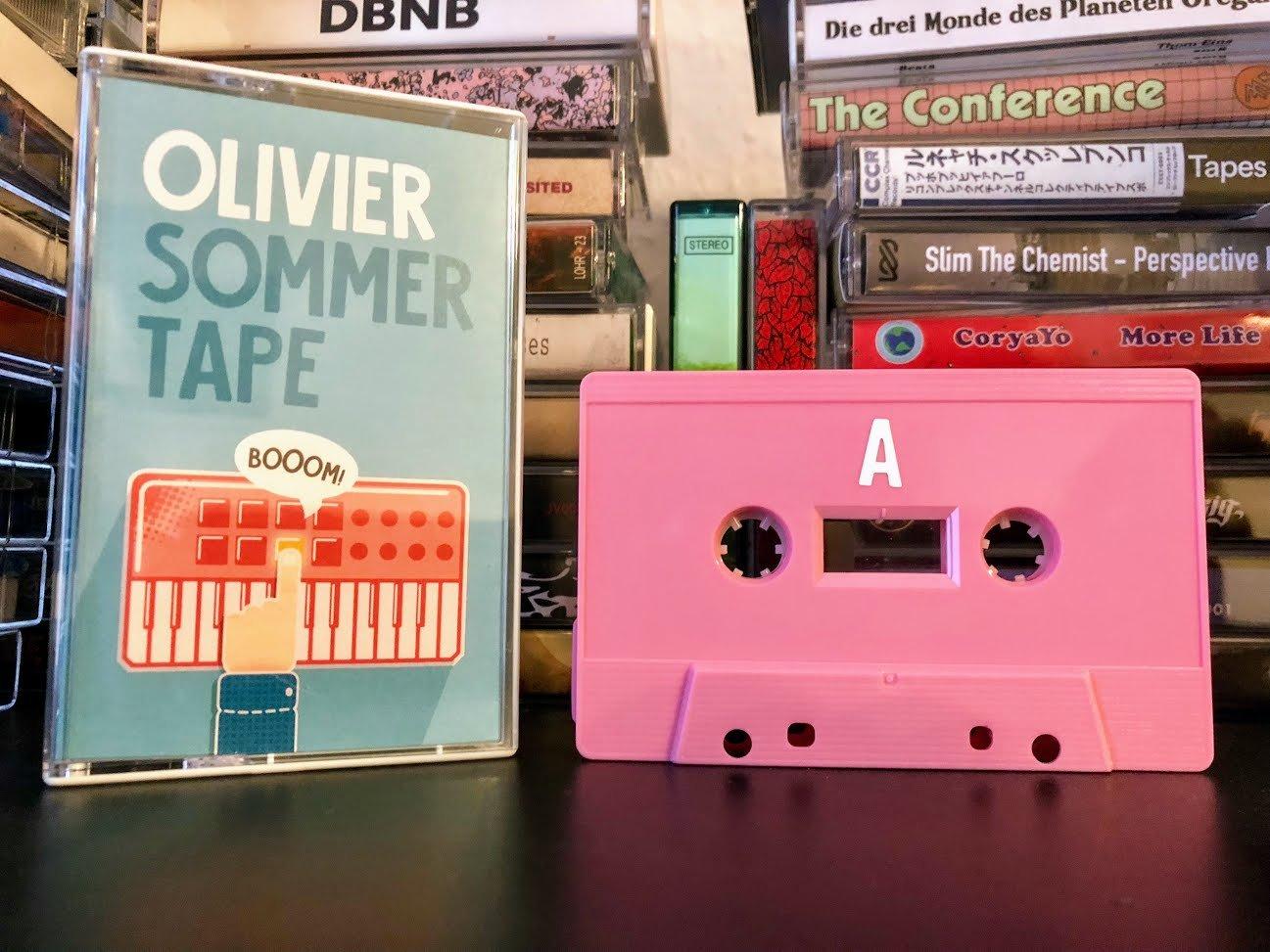 Olivier - Sommertape - 4 Old Kids