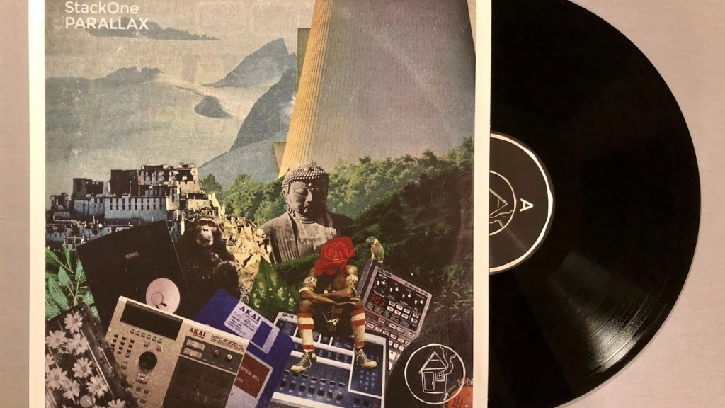 StackOne - Parallax - Blunt Shelter Records - BLNT-001