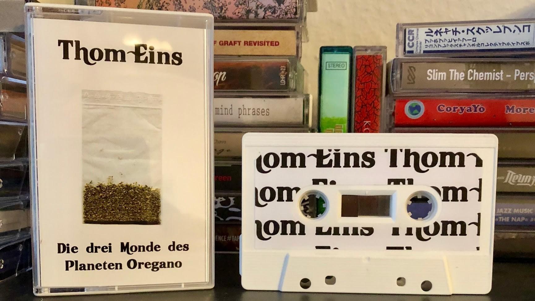 Thom Eins - Die drei Monde des Planeten Oregano