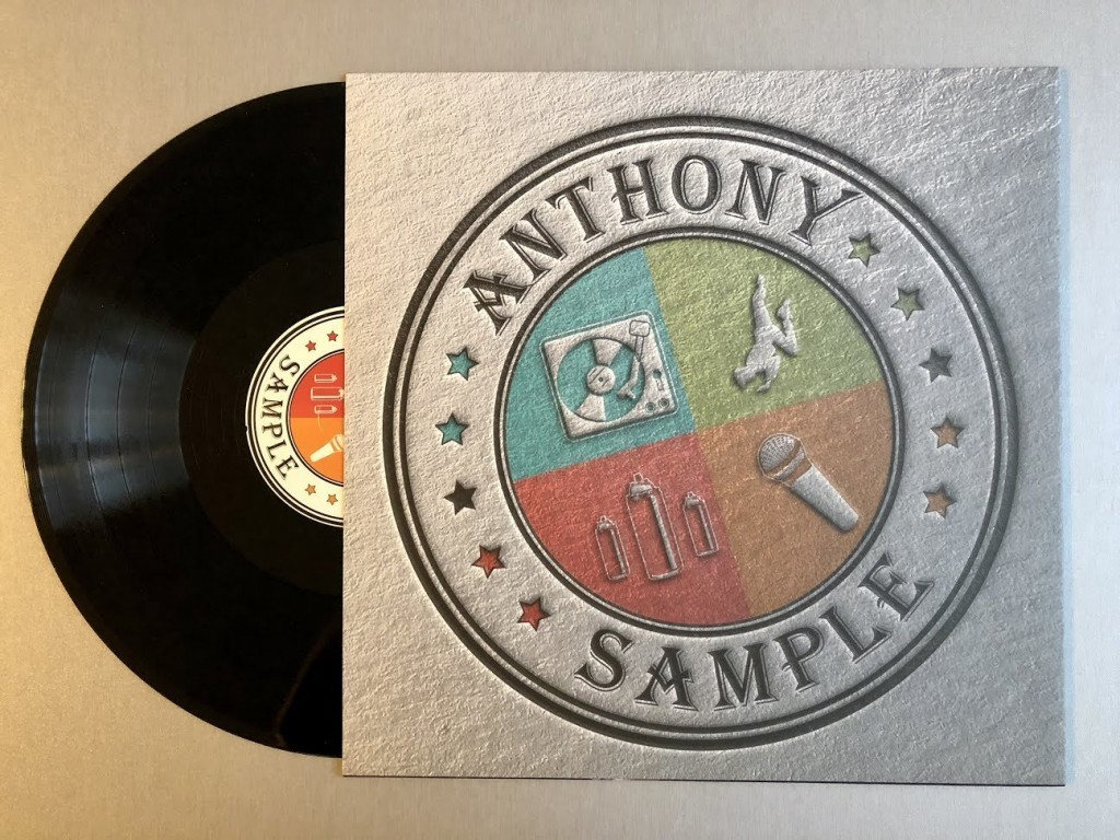 Anthony - Cover Back