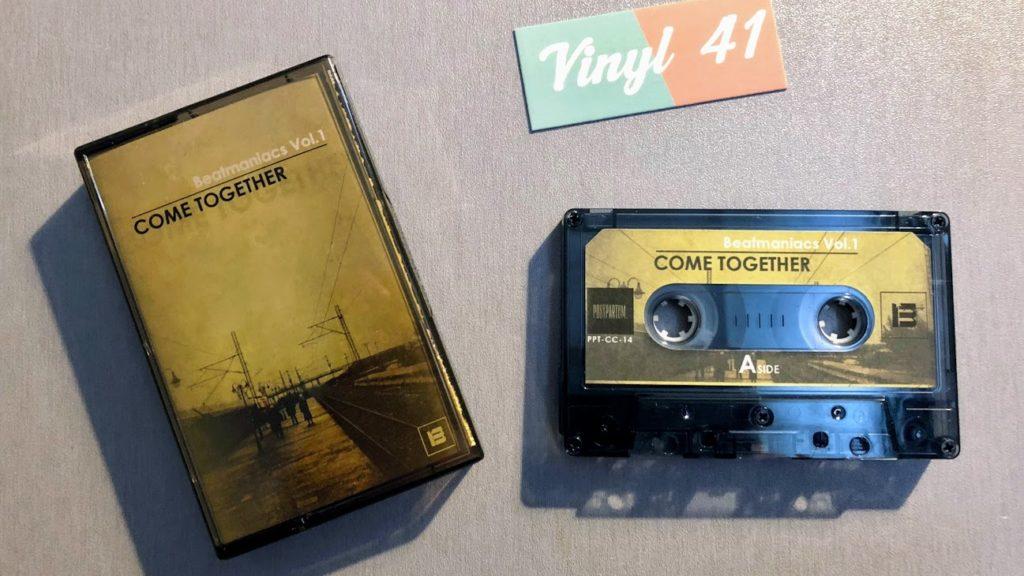 Beatmaniacs Vol. 1 - Come Together - POSTPARTUM