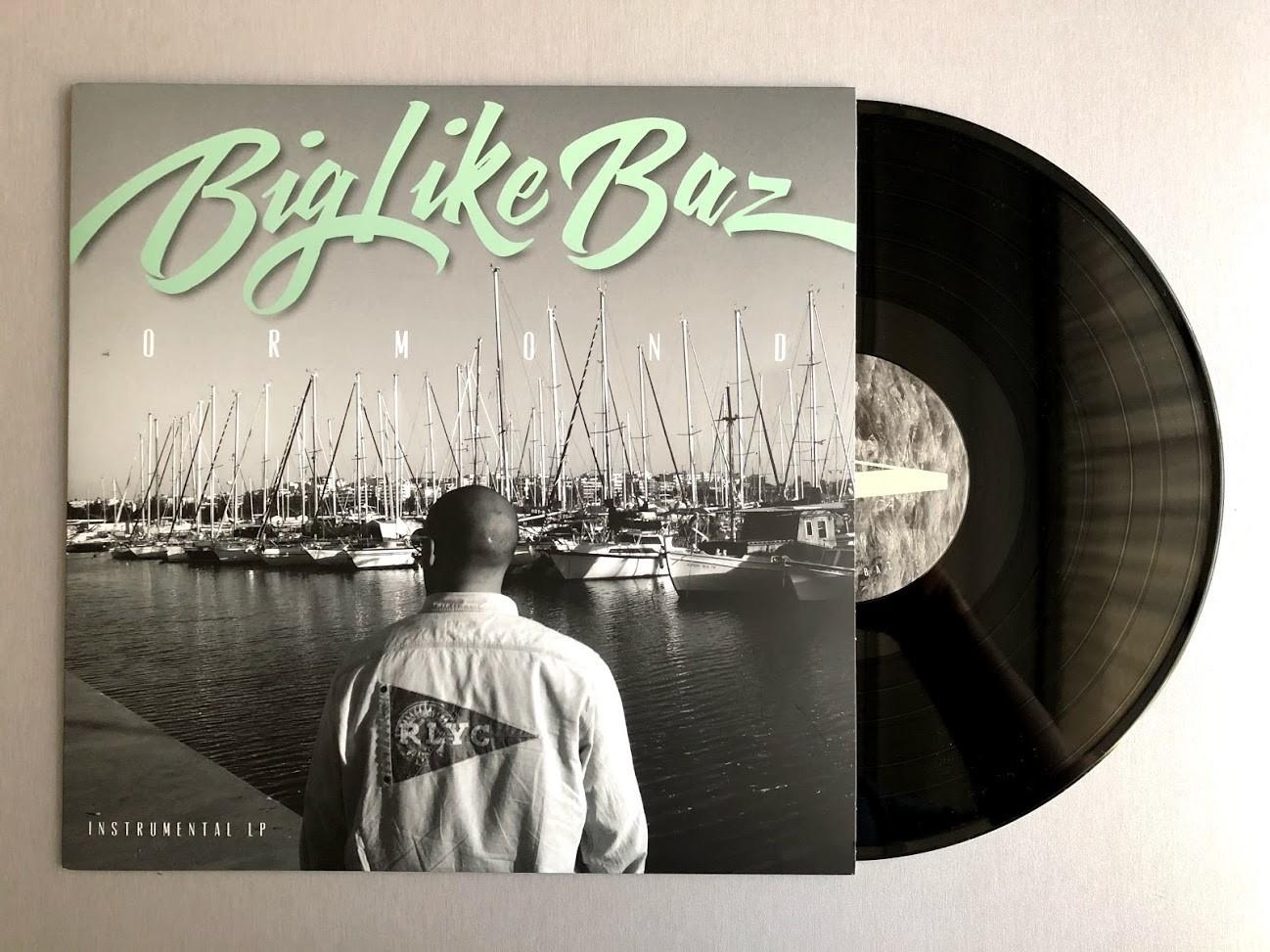 BigLikeBaz - Ormond - Cover Front