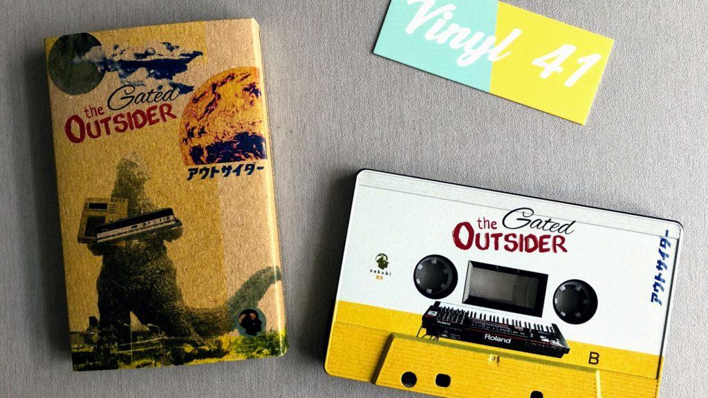 gated - The Outsider (NEK057)