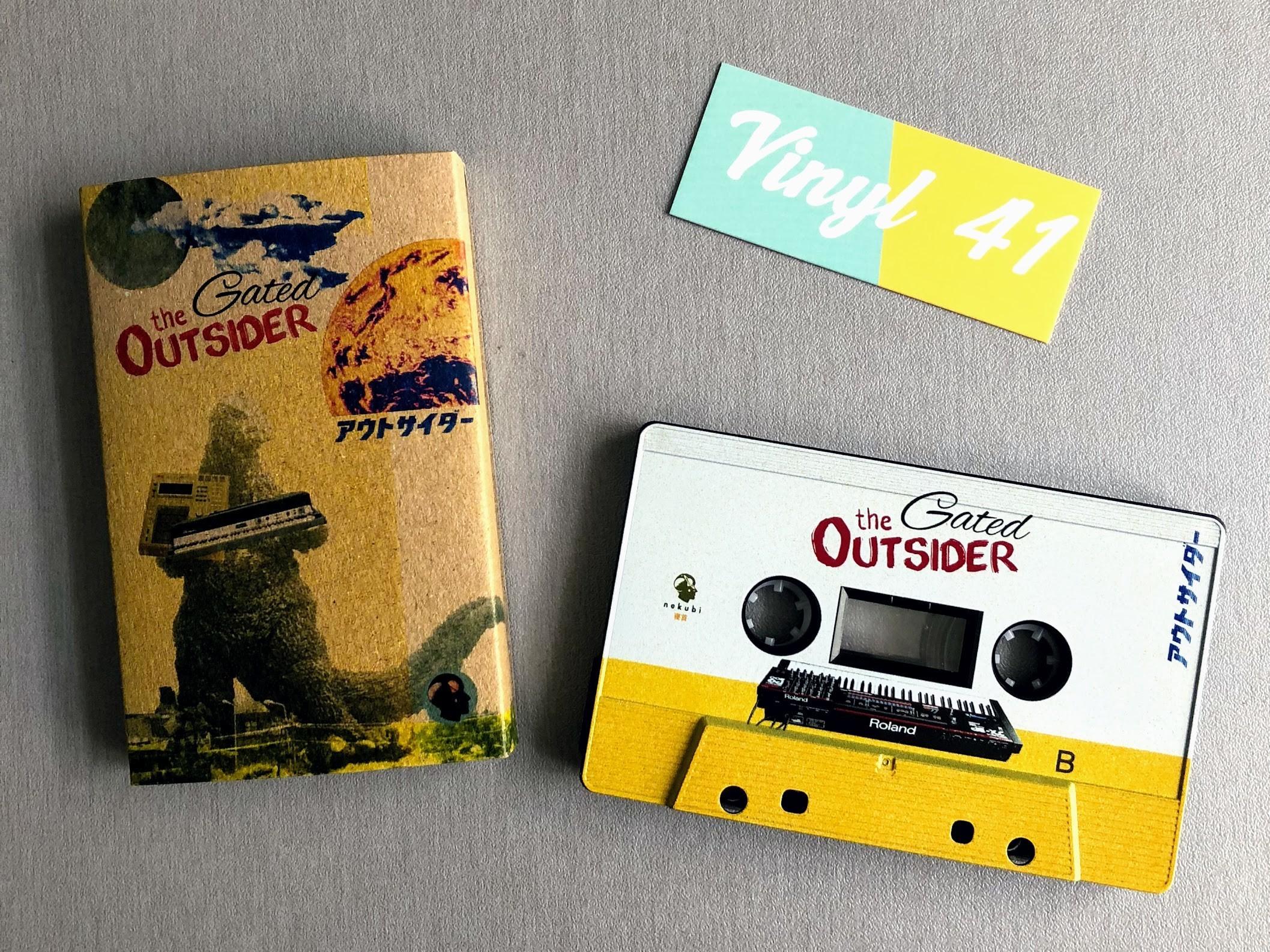 gated - The Outsider - Nekubi_Tapes - NEK057