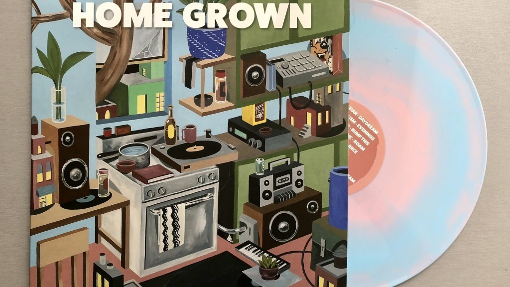 HOME GROWN - Various Artists
