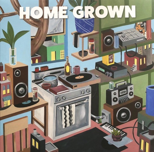 HOME GROWN (Various Artists) 1