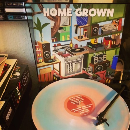 HOME GROWN (Various Artists) 5