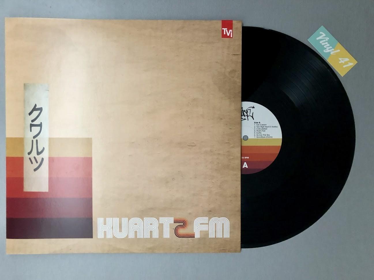 Kuartz - Kuartz FM - Village Live Records