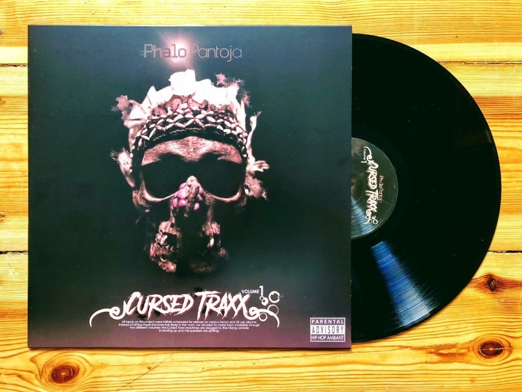 Phalo Pantoja - Cursed Traxx - Front