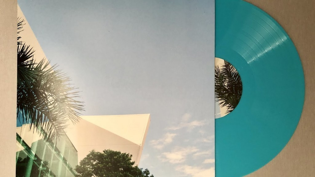Psalm//trees - Sky Blue Turquoise Vinyl - VinDig