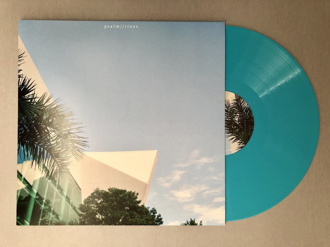 Psalm//trees (Sky Blue Turquoise Vinyl)