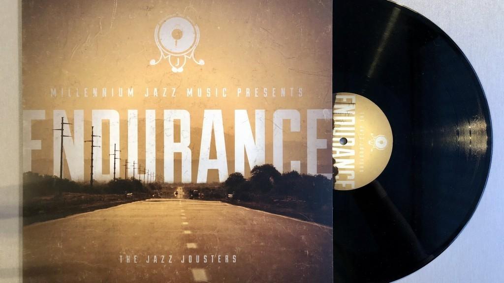The Jazz Jousters - Endurance - Millennium Jazz Music