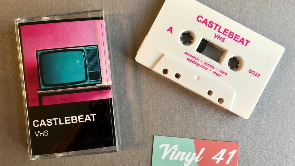 CASTLEBEAT - VHS - Spirit Goth