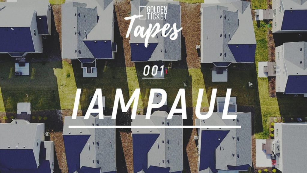 Golden Ticket Tapes 001