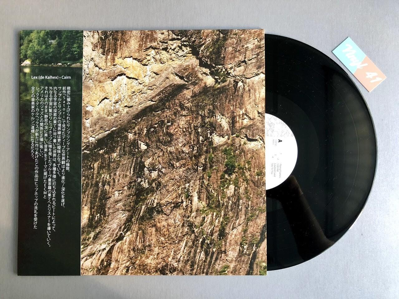 Lex (de Kalhex) - Cairn (Akromégalie Records)