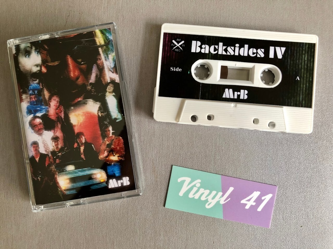 Mr. Backside - Backsides IV
