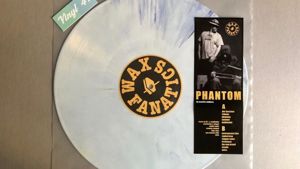 Score34 & Kidberry - Phantom