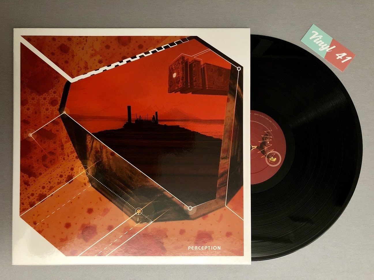 Soupbox - Perception - Vinyl Digital