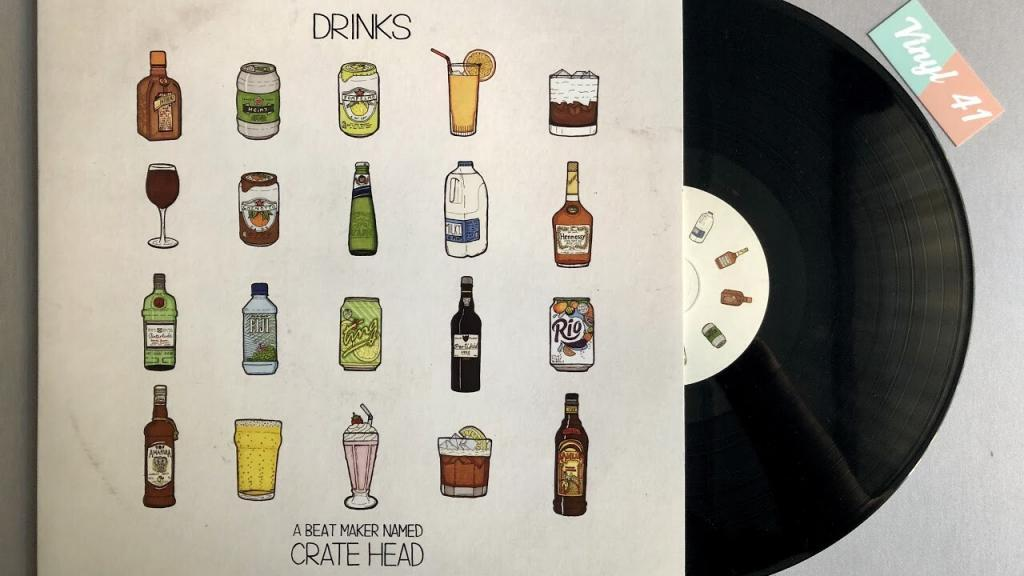 A Beat Maker Named Crate Head - Drinks