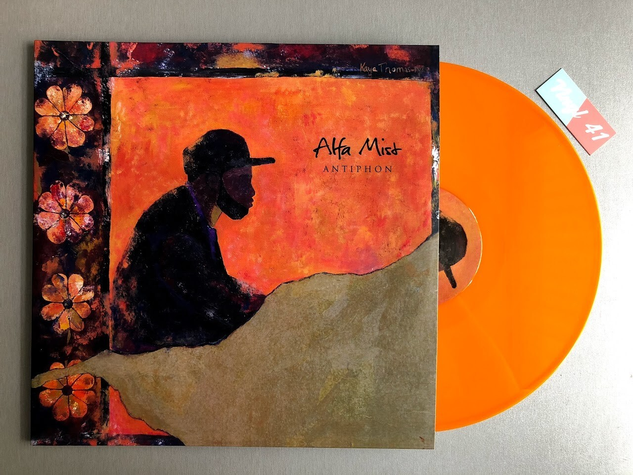 Alfa Mist - Antiphon (Black Acre Records)