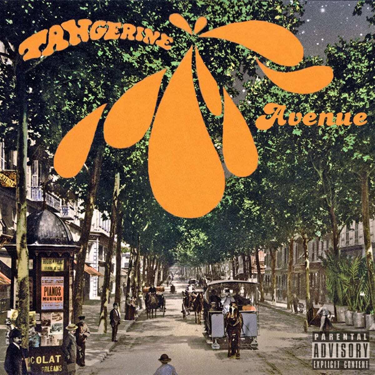 CoryaYo - Tangerine Avenue Instrumentals