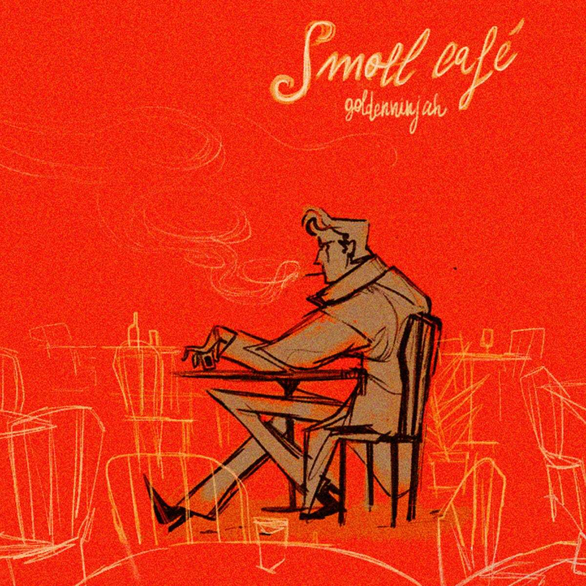 goldenninjah - Small Cafe EP