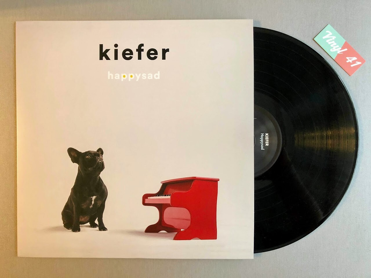 Kiefer - Happysad (Stones Throw)