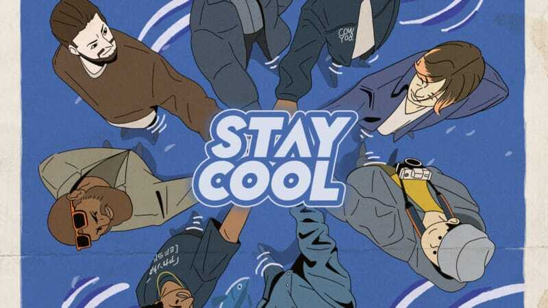 The Stay Cool Family - Altogether Part Two