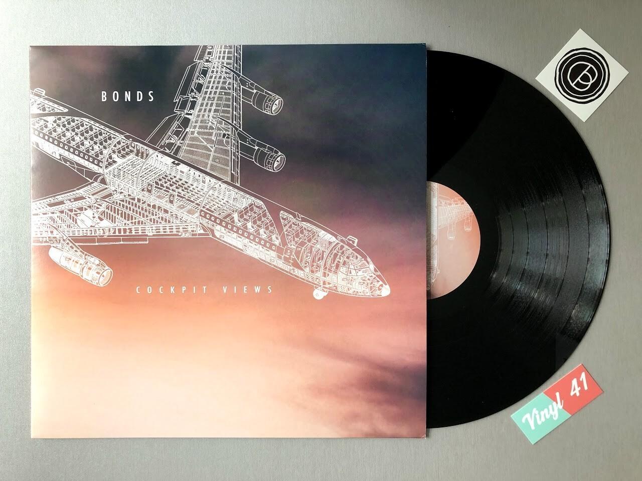 b0nds - Cockpit Views (Dezi-Belle Records)