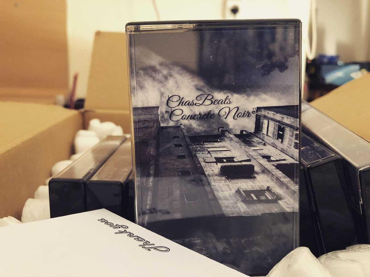ChasBeats - Concrete Noir
