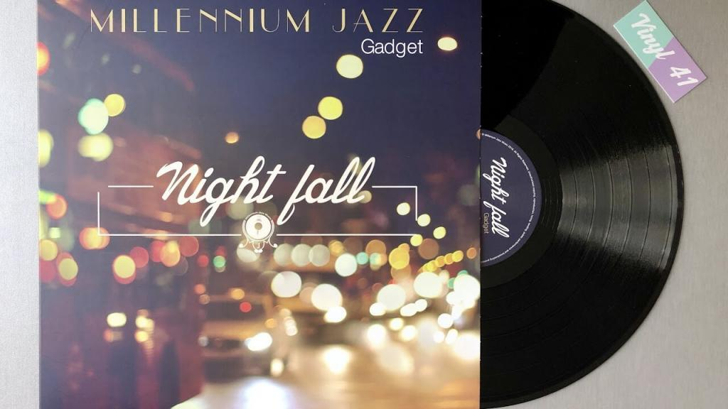 Gadget - Nightfall (Millennium Jazz Music)