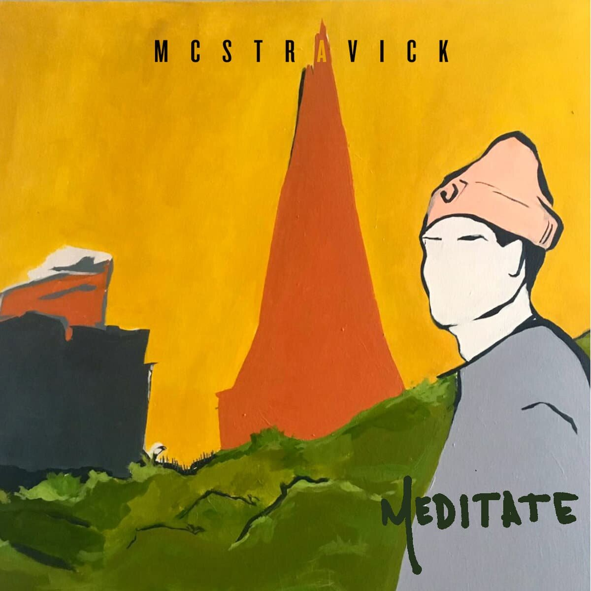Mcstravick - Meditate (Old Soul Kollective & 330 Basement Music)