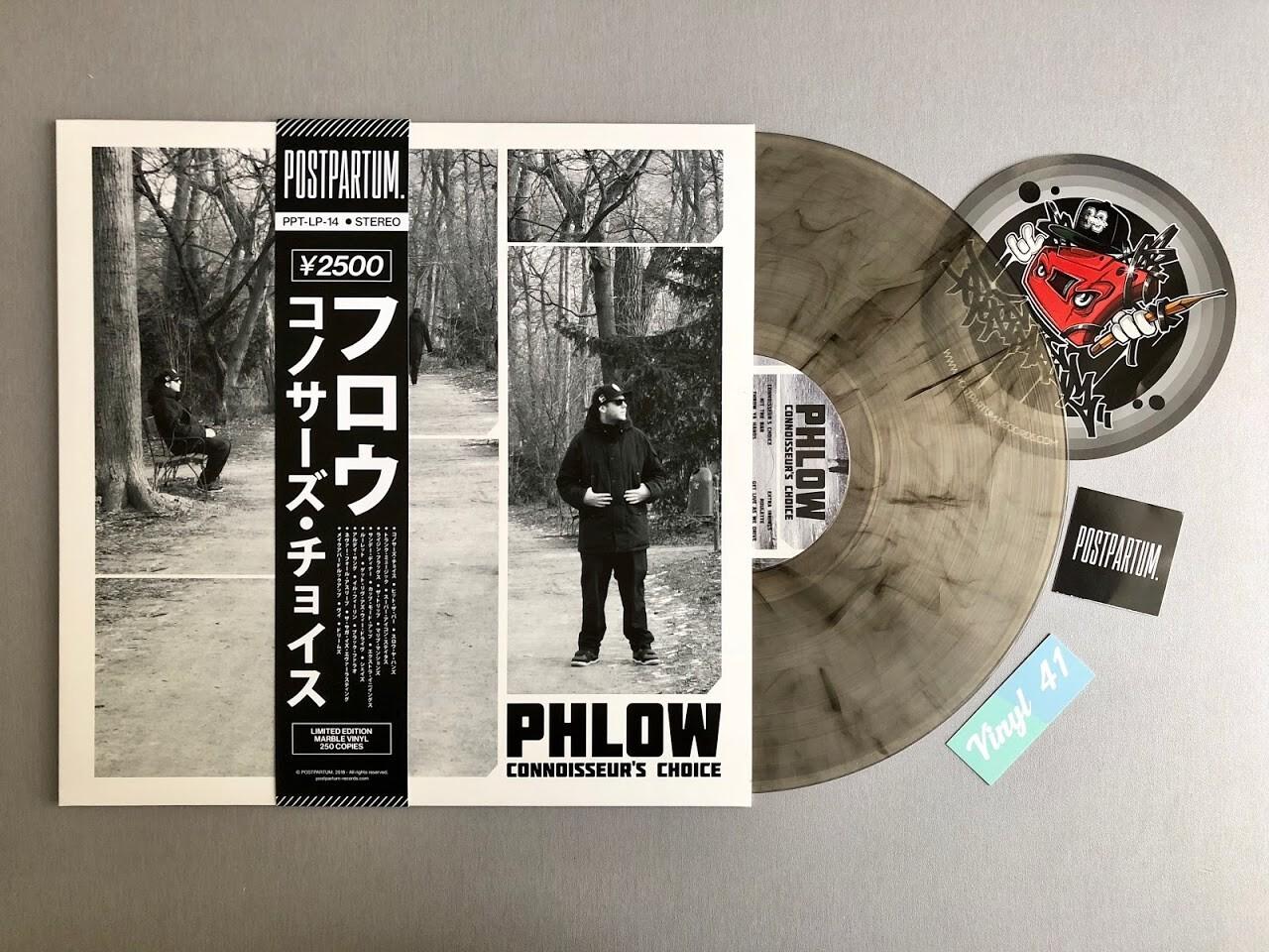 Phlow - Connoisseur's Choice
