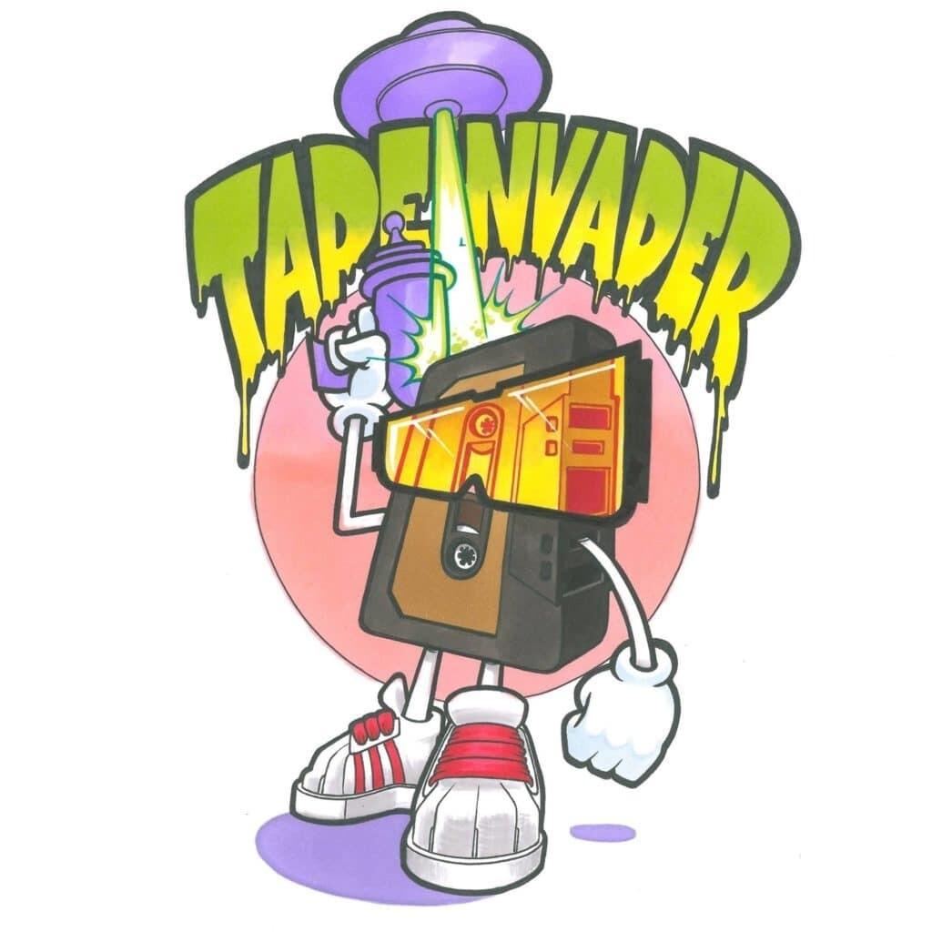 tapeinvader