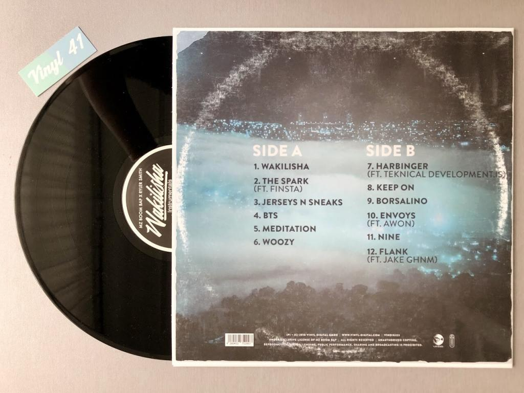 wakilisha-instrumentals-vinyl