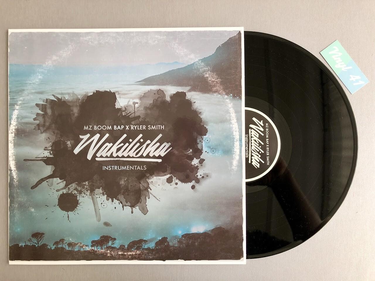 Wakilisha - Instrumentals